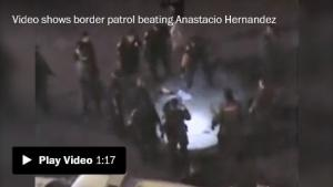 <font color='#0000ff'>[Video] Border agents beat an undocumented immigrant to death. The U.S. is paying his family $1 million.</font>