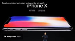 <font color='#0000ff'>[Video] The iPhone X feels like an evolution of the iPhone, but not of the smartphone</font>